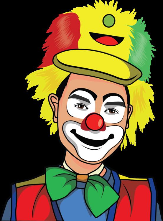 553x750 Clown Drawing Circus Computer Icons Cc0