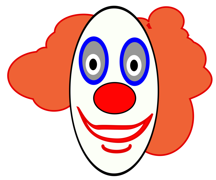 898x750 Evil Clown Drawing Circus Graphic Arts Cc0