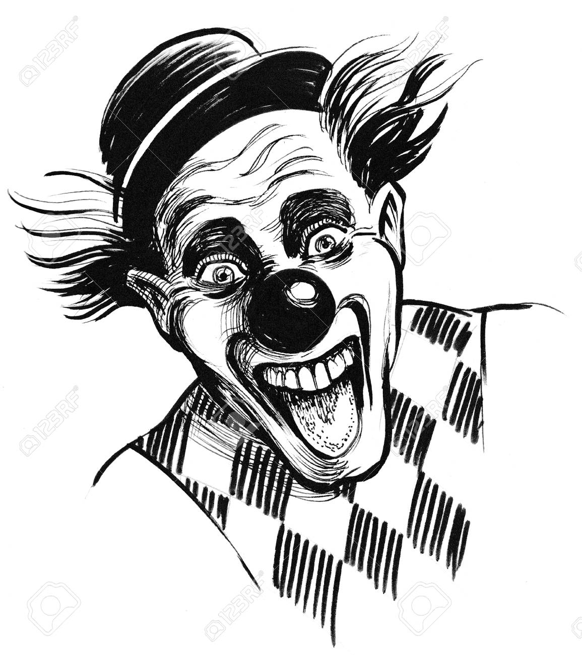 1155x1300 Huge Collection Of 'clown Drawing Pictures' Download More Than
