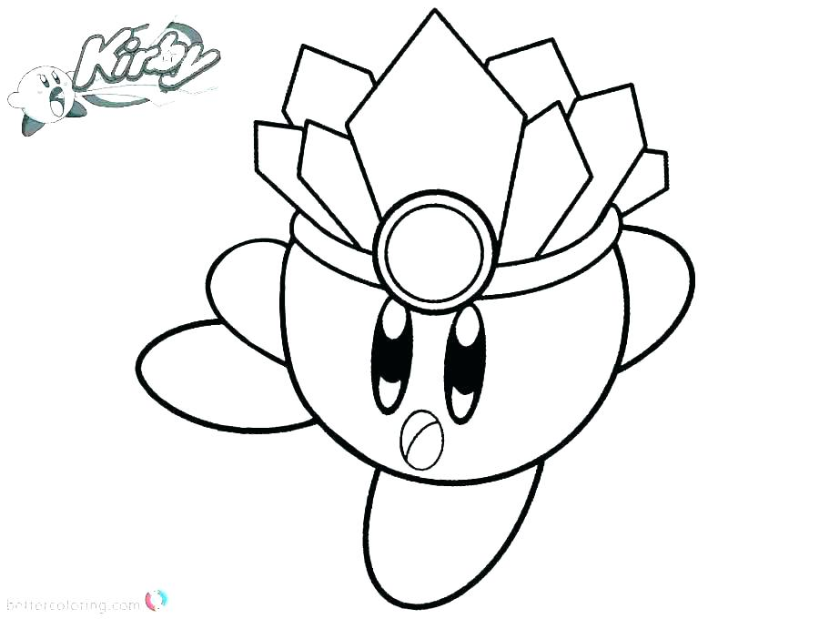 900x680 Nintendo Kirby Coloring Pages To Print Coloring Pages Coloring