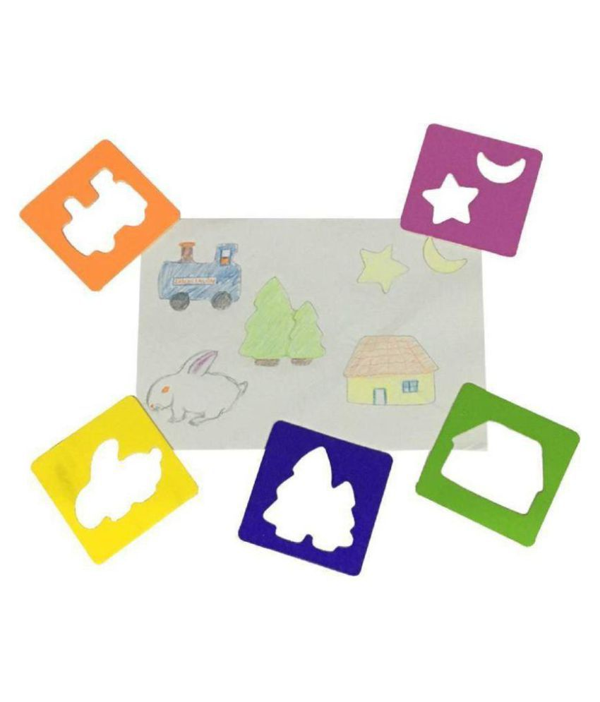 850x995 sanyal wooden educational interest drawing game combination set