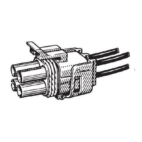 550x550 Auveco Gm Transmission Converter Clutch Connector Pigtail