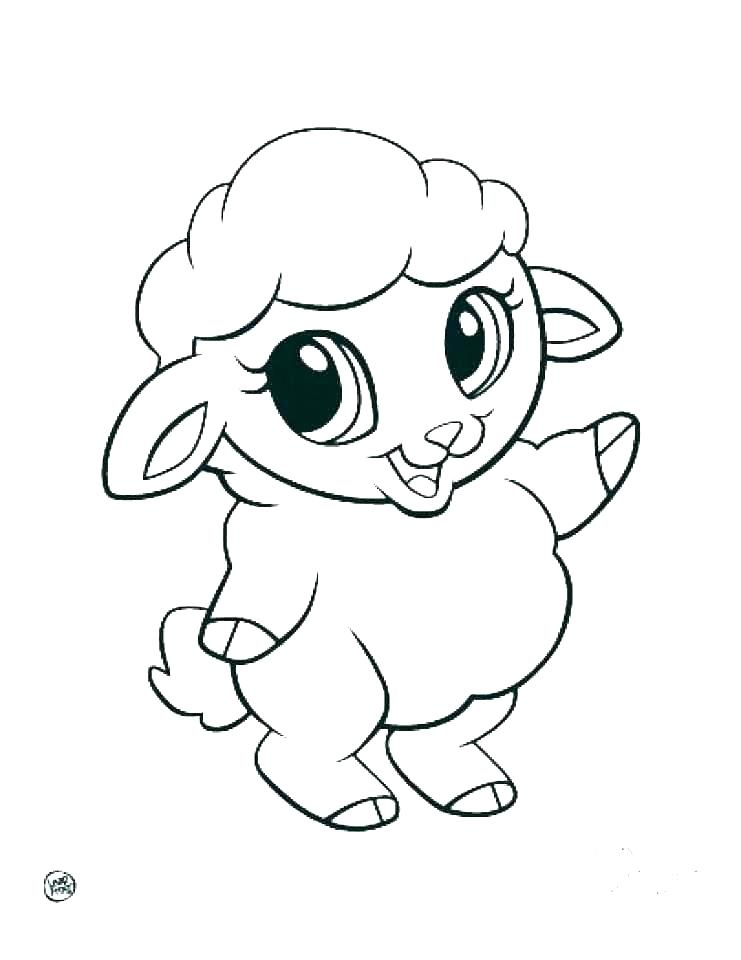 741x960 cute baby animal coloring sheets flyers cute little baby animal