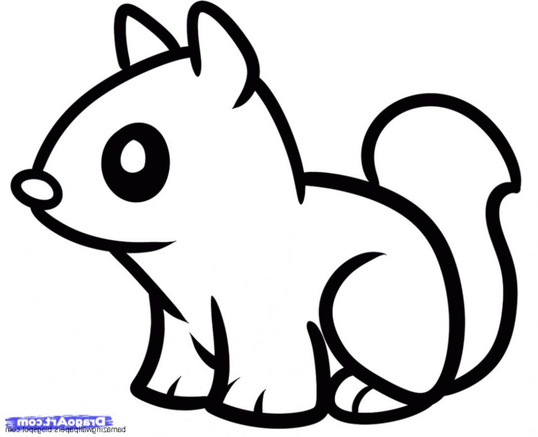 Drawing Cute Baby Animals   Free download on ClipArtMag