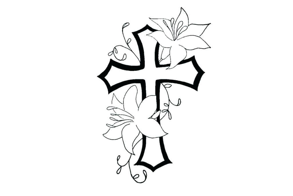 1024x683 Coloring Pages Draw A Rose Coloring Pages For Kids