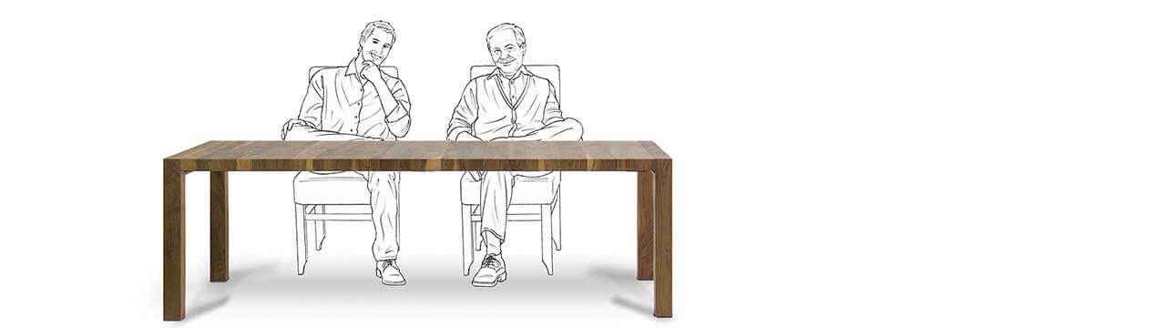 1280x360 how to choose a dining table size dining table size guides