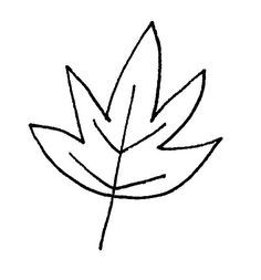 236x253 How To Draw Maple Leaves