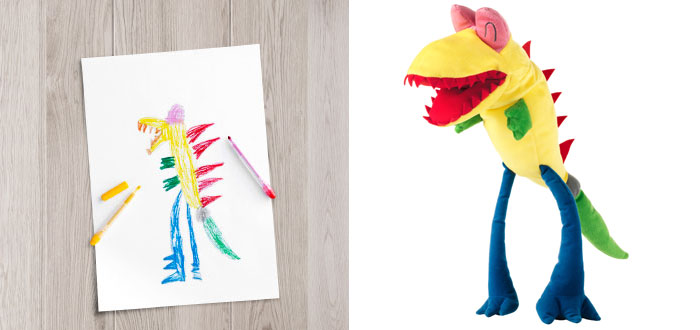 700x330 Ikea Turns Kids' Drawing Into Toys, Sells Them To Raise Funds