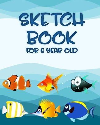325x406 Sketch Book For Year Old Blank Doodle Draw Sketch Books