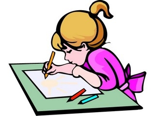320x240 Clipart Kids Drawing Clipartninja