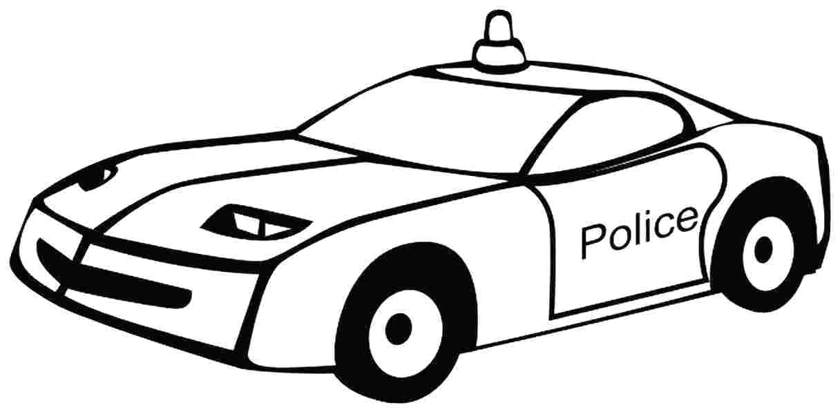 1216x600 Car Drawing Simple Cars Drawings Gallery Police Car Drawing