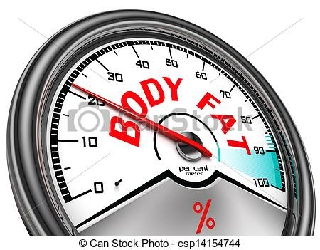 450x351 Body Fat Conceptual Meter Drawing Clipart Fat Body