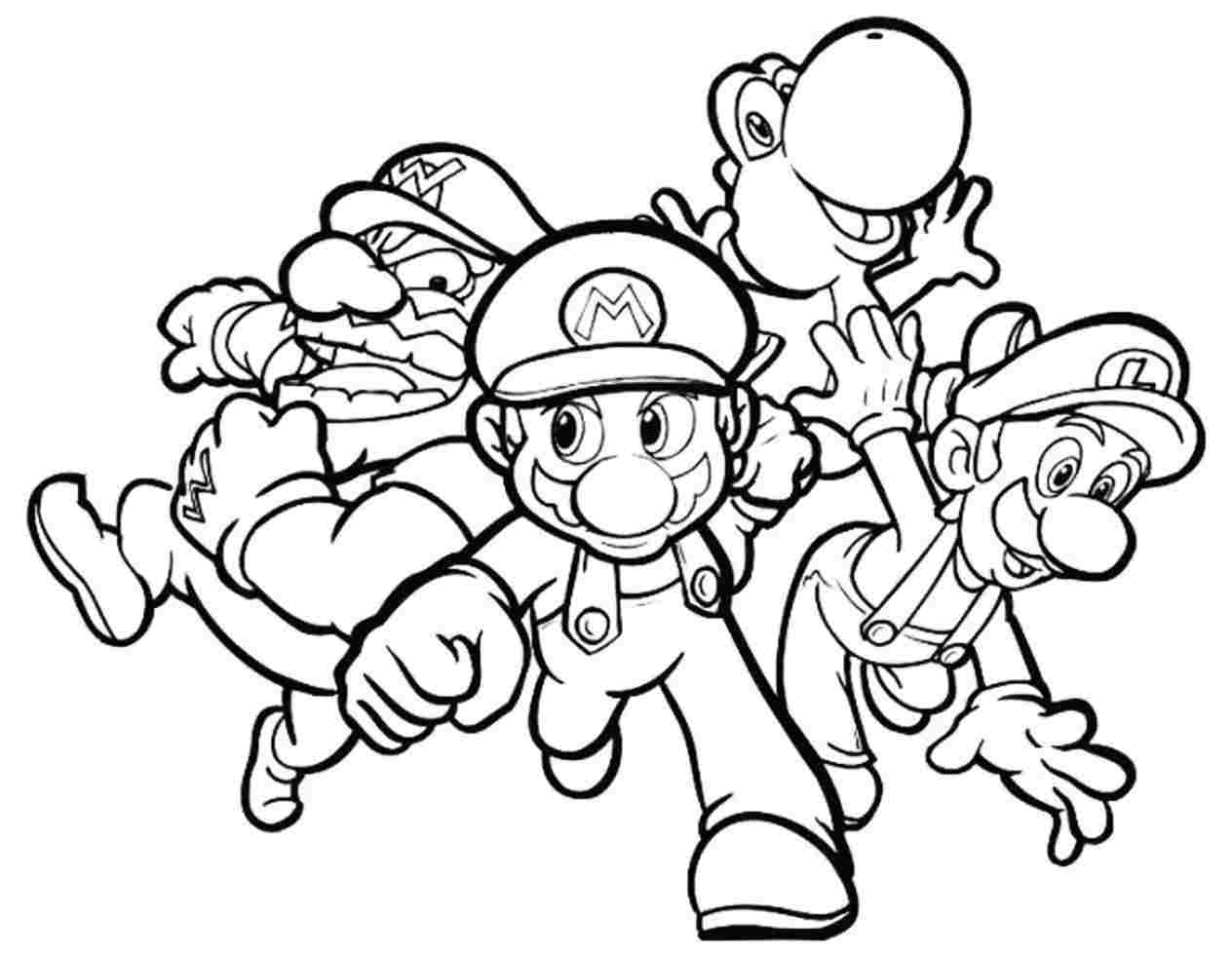 1264x980 Video Games Games Drawing New How To Draw Game Characters
