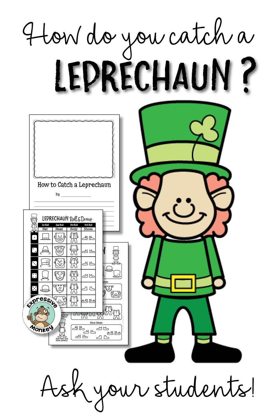 900x1350 St Patrick's Day Activity
