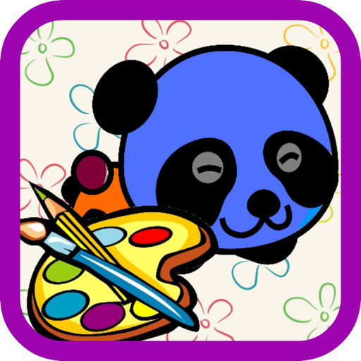 512x512 Coloring For Kids