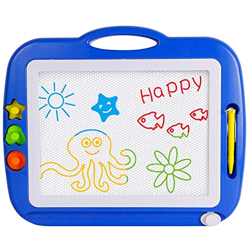 500x500 Magnetic Drawing Board Games Toy Magna Doodle Colorful Erasable