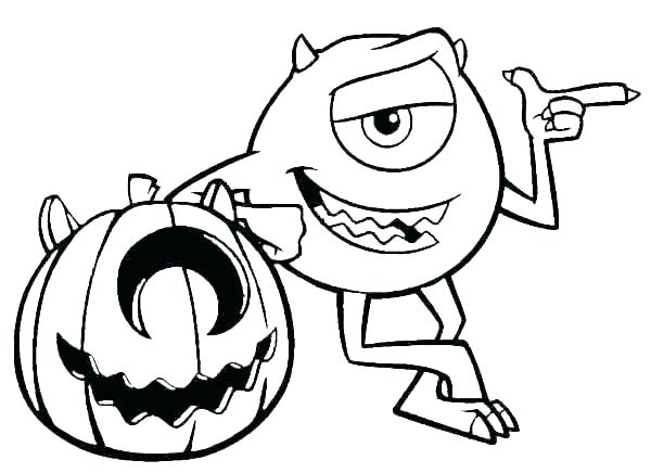600x436 Coloring Pages Disney Stitch For Adults Easy Halloween Happy
