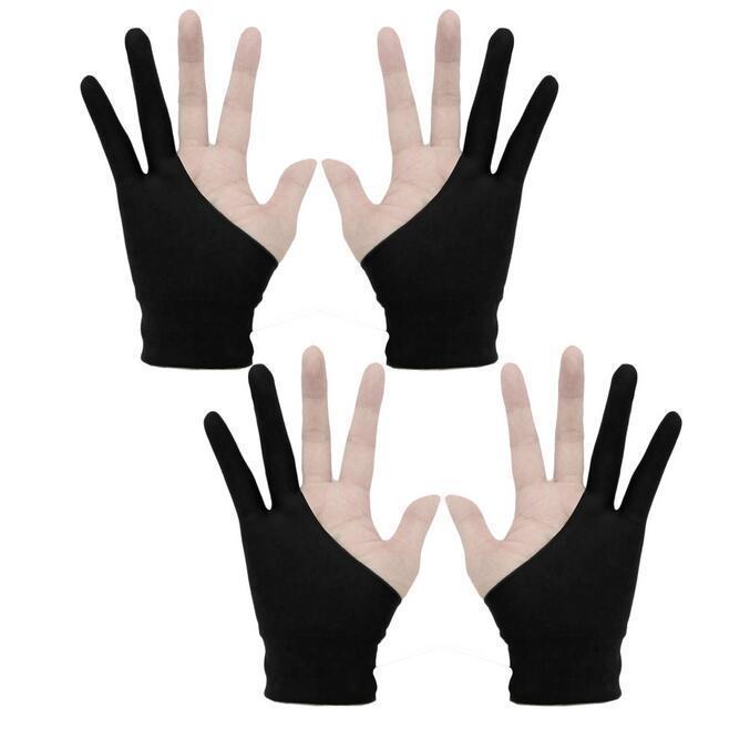 677x658 behogar artist gloves fingers drawing gloves anti fouling