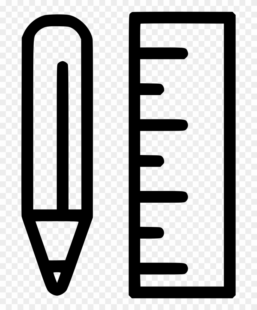 880x1060 pencil ruler icon clipart ruler drawing computer icons