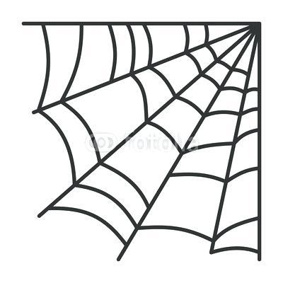 400x400 simple spider web drawing spiderweb simple web black line cobweb