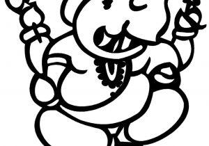 300x210 Ganpati Drawing For Kids