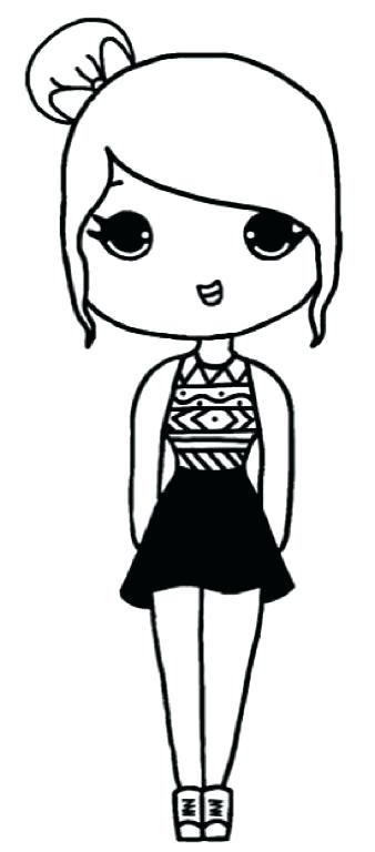 338x768 How To Draw For Girls