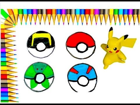 480x360 Drawing Ideas For Year Olds Of Pokemon Ball, How To Drawing