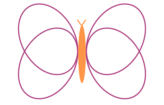 569x363 Symmetry Explained For Primary School Parents Line Of Symmetry