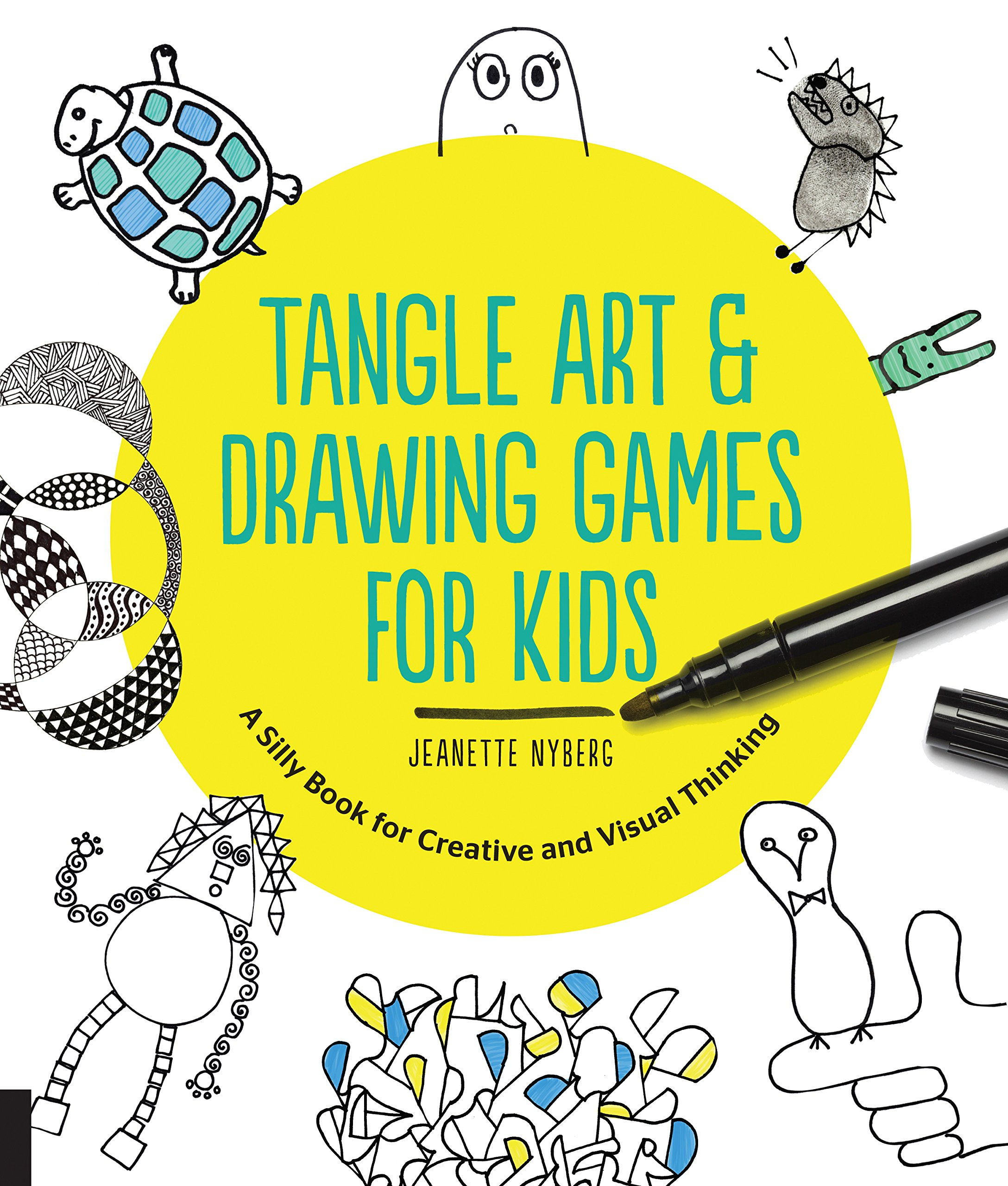 2176x2560 Tangle Art And Drawing Games For Kids A Silly Book For Creative