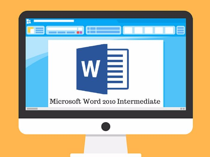 700x525 Microsoft Word Intermediate Training Manual