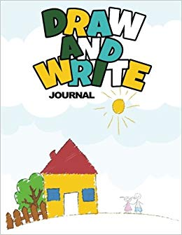 260x336 draw and write journal writing drawing journal for kids dartan