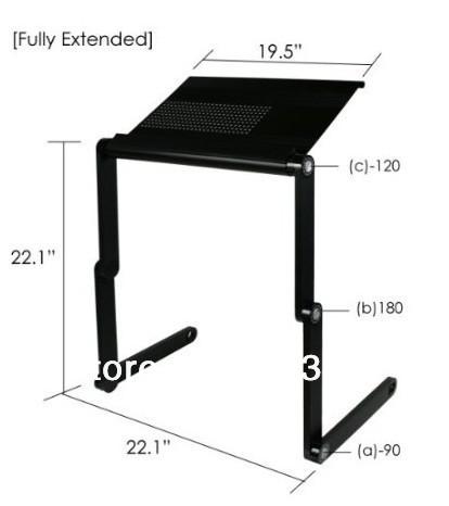414x466 folding laptop table foldable laptop desk notebook table