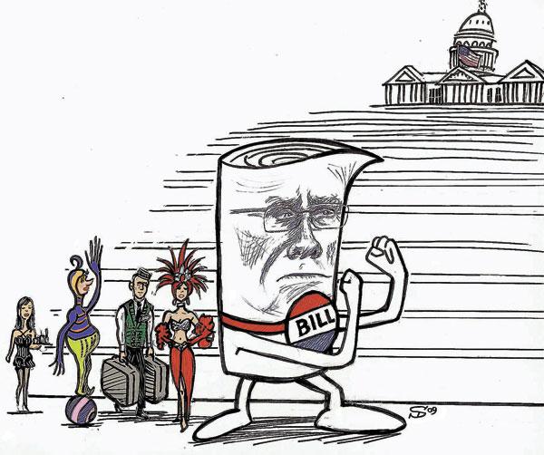 600x502 Reid Swings Back Boxer Turned Senator Dukes It Out Over Policies