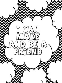 263x350 Art Therapy Counseling Lesson Plan Friendship I Can Make