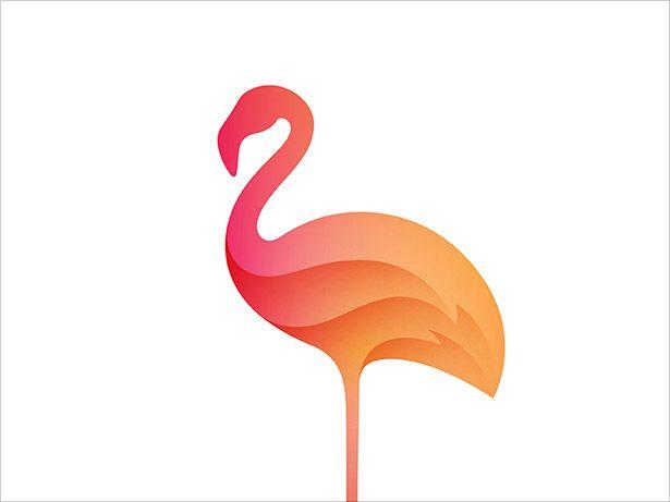 615x461 ombre logo design ideas graphic design logos design, logo