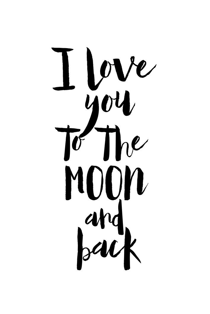 709x1063 I Love You To The Moon And Back Quotes Drawing Quotes, Letters