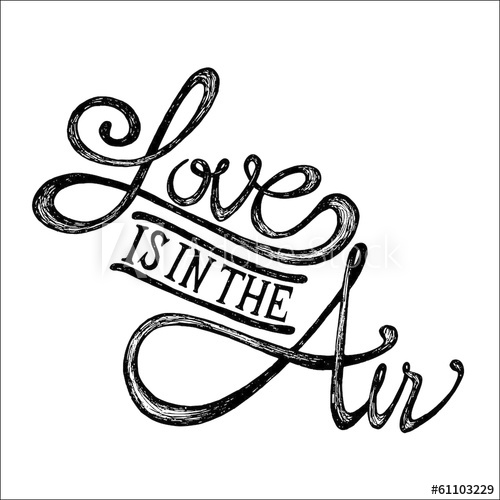 500x500 Love Is In The Air