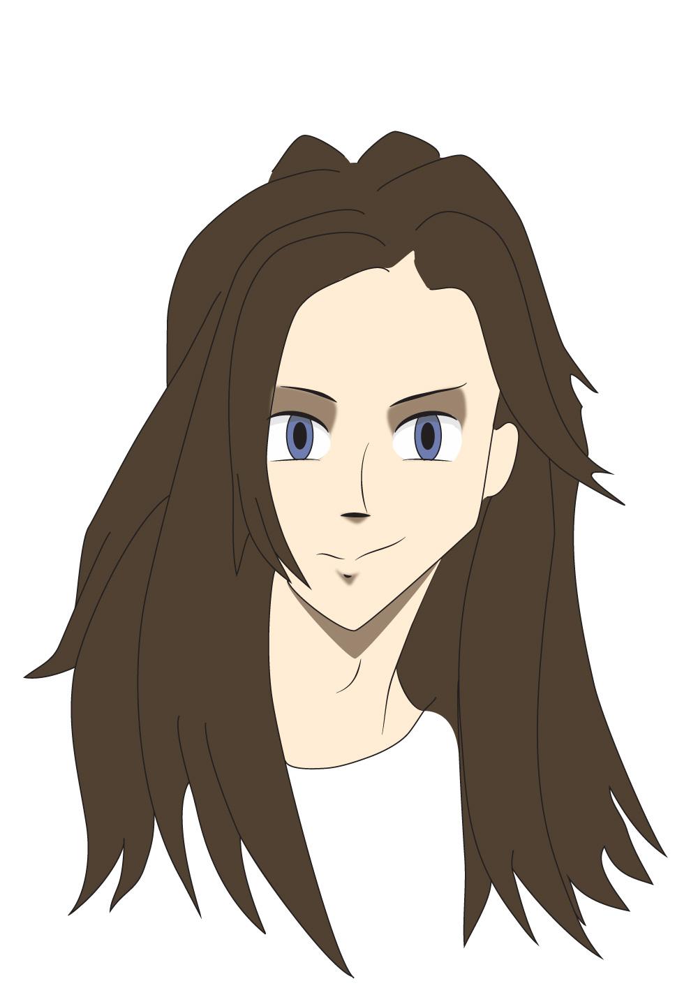 1000x1415 the manga me how to draw manga hair