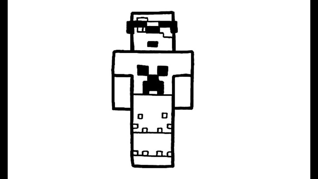 Drawing Minecraft Free Download On Clipartmag