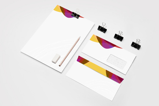 550x366 Free Download High Quality Corporate Identity Mock Up