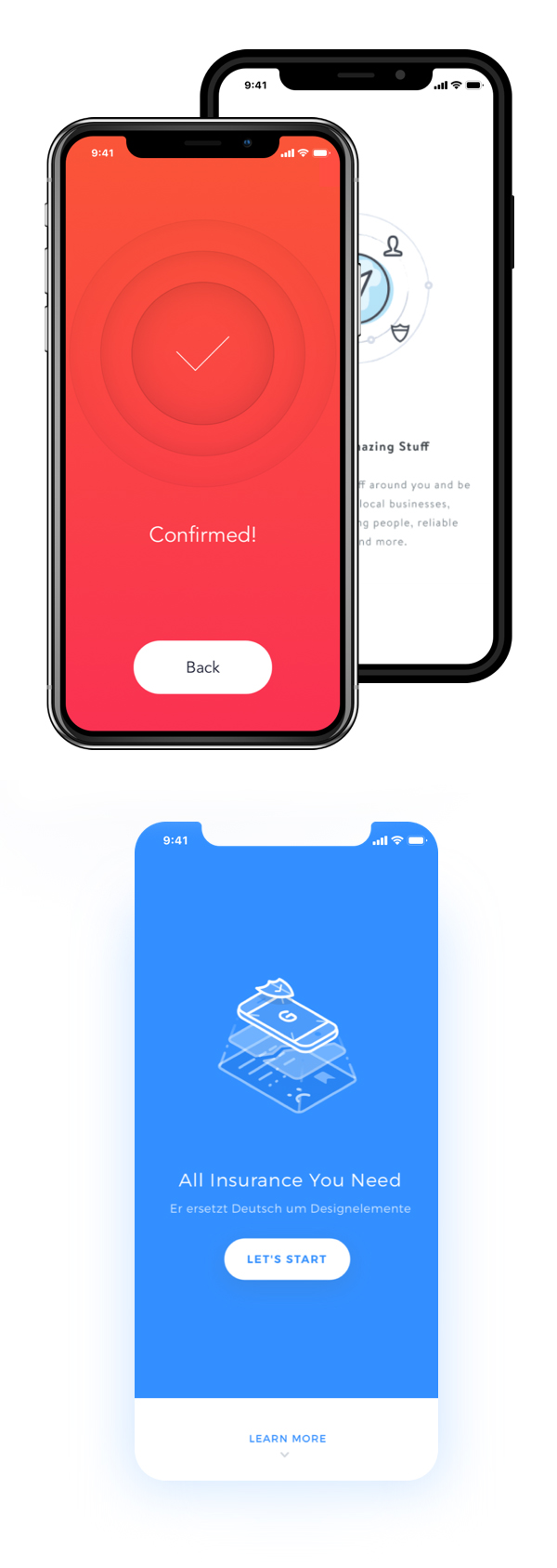600x1687 Free Iphone X Mockup Templates