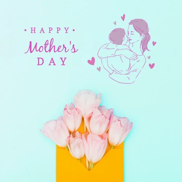 626x626 Mothers Day Mockup With Copyspace Free Download