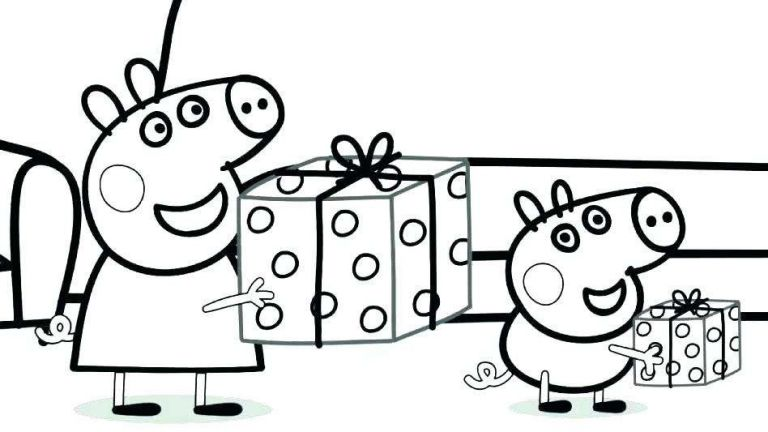 768x432 peppa pig coloring unique collection peppa pig movie coloring book