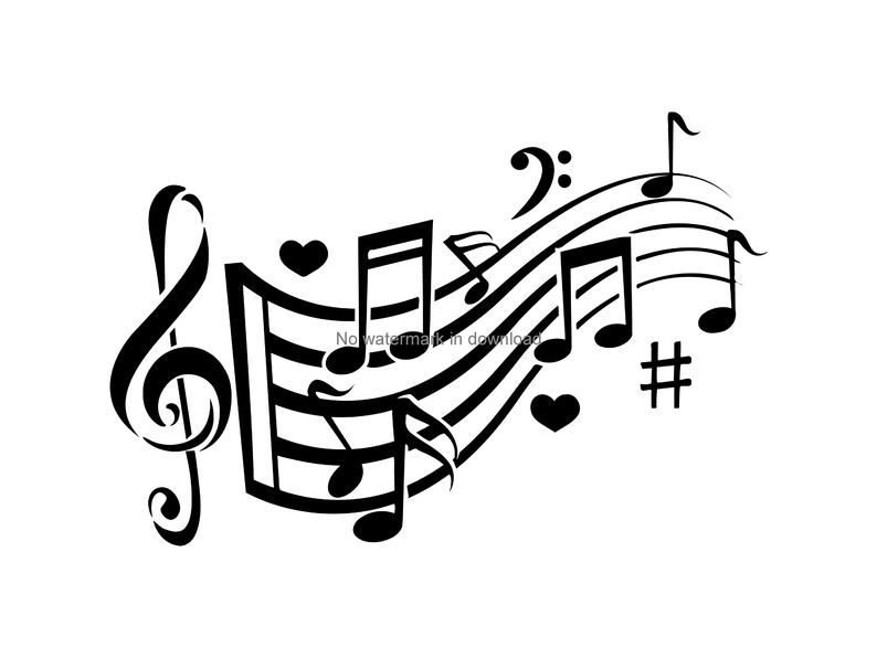 794x596 music clipart music clip art music love music theme etsy