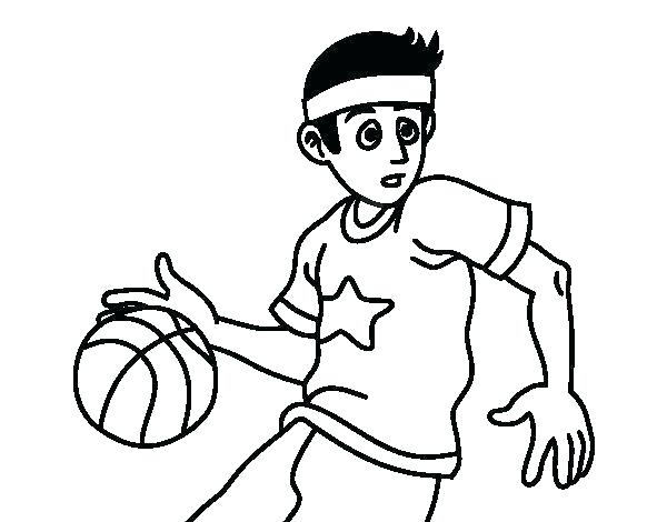 600x470 basketball players coloring pages bunny basketball player coloring