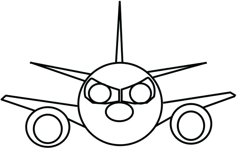 900x580 drawing of an airplane how to draw a plane draw jet plane step