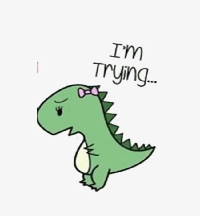 650x700 Meng Meng Cartoon Drawing Of A Small Dinosaur, Cartoon Clipart