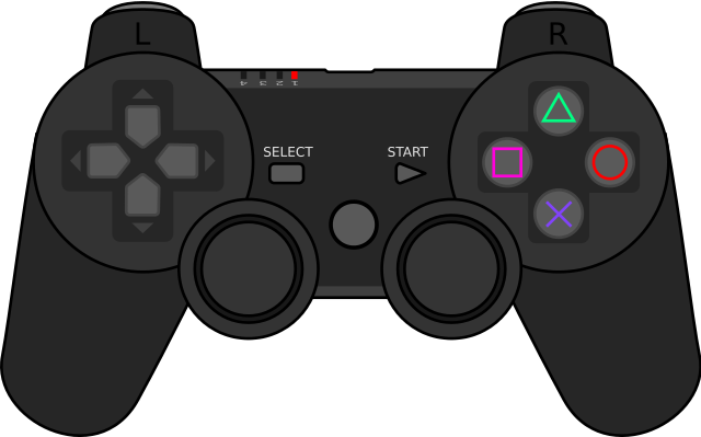 640x399 fileplaystation gamepad
