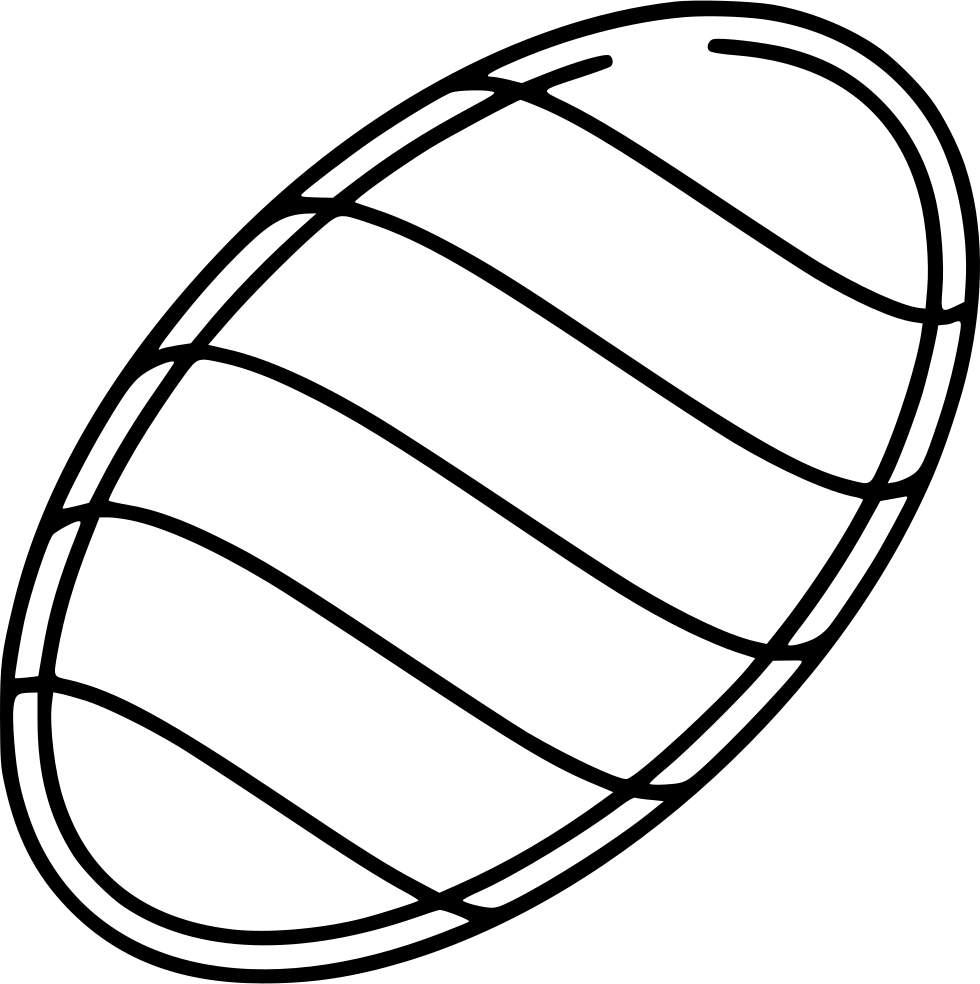 Drawing Of A Slice Of Bread