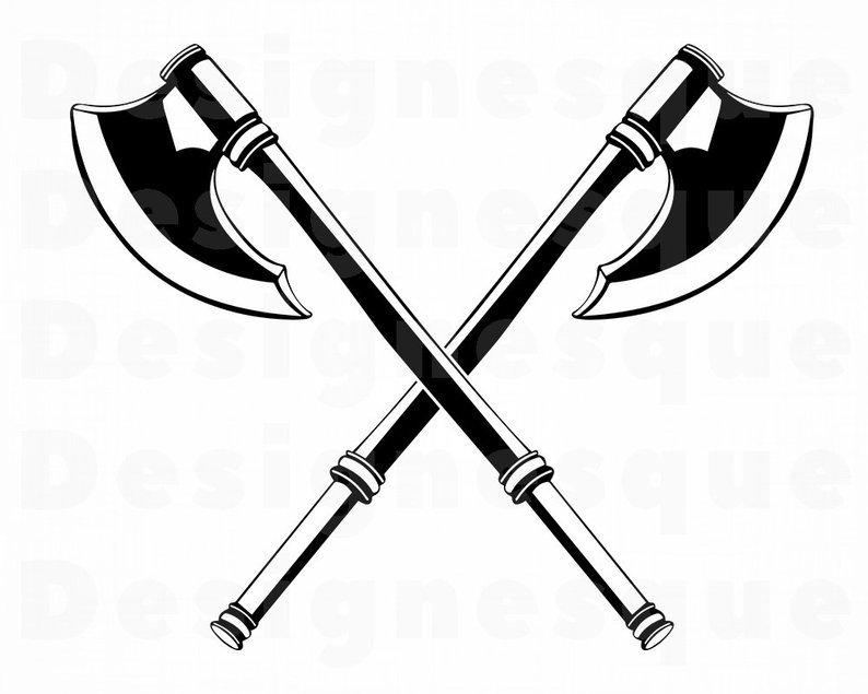 794x635 axe logo axe war axe axe clipart axe for etsy